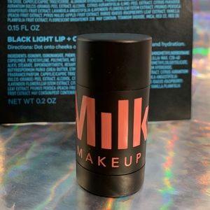 NEW!! Milk makeup blacklight lip+cheek ELECTRONIC